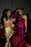 MRS. MARUI MOORO AND MRS. NAJLA NOSSEIR. La Vie En Rose, Royal Charity Gala in aid of the Red Cross. The Grosvenor House Antiques Fair. Grosvenor House. Park Lane. London. 11 June 2008.  *** Local Caption *** -DO NOT ARCHIVE-© Copyright Photograph by Dafydd Jones. 248 Clapham Rd. London SW9 0PZ. Tel 0207 820 0771. www.dafjones.com.