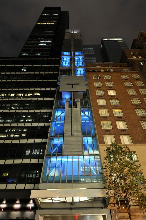 Austrian Cultural Forum New York (ACFNY), Manhattan, New York City, New York, USA