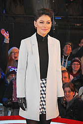© Licensed to London News Pictures. 27/01/2015, UK. Celebrity Big Brother: Winter 2015 - Eviction 3; Elstree Studios; Elstree UK; 27 January 2015; Emma Willis. Photo credit : Brett D. Cove/Piqtured/LNP