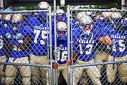 High school football. Photographed for the Atlanta Journal-Constitution, 2015