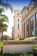 Donald P. Kennedy Hall Chapman University in Orange County California