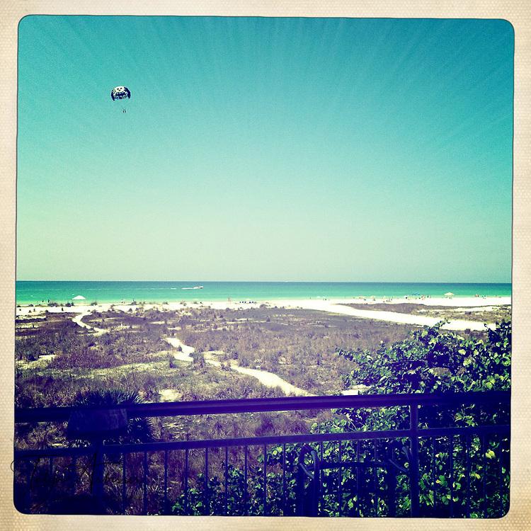 Parasail - Siesta Key, Florida