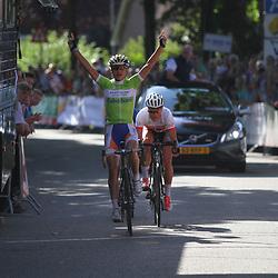 Marianne Vos wins stage 4 in BrainWash laidestour in Zaltbommel