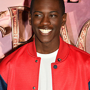 Jayden Fowora-Knight attend The Nutcracker and the Four Realms - UK premiere at Vue Westfield, Westfield Shopping Centre, Ariel Way on 1st Nov 2018, London, UK.