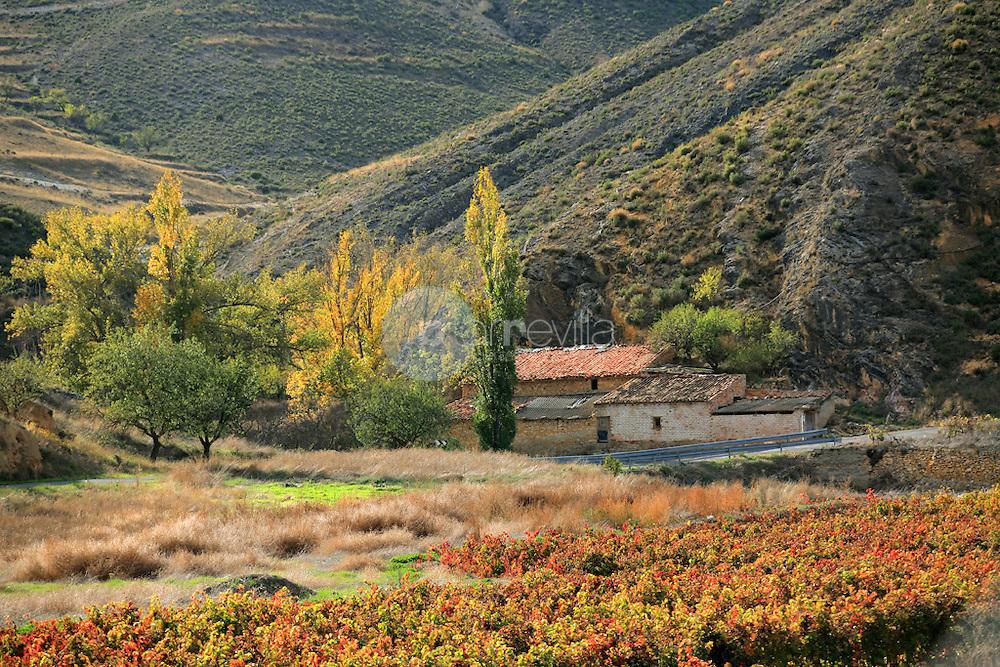 Valle de Alhama. La Rioja ©Daniel Acevedo / PILAR REVILLA