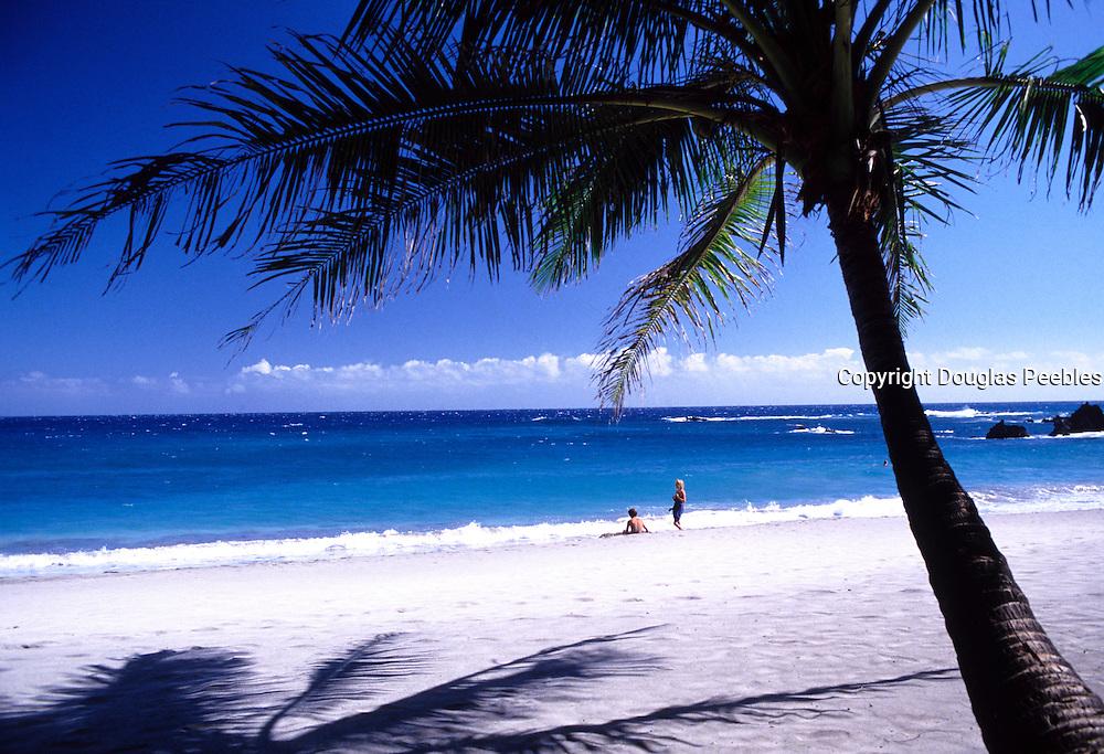 Hamoa Beach, Hana Coast, Hana, Maui, Hawaii, USA<br />