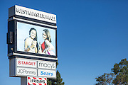 Westminster Mall Signage