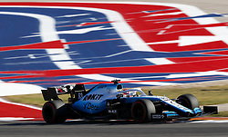 November 2, 2019, Austin, United States of America: Motorsports: FIA Formula One World Championship 2019, Grand Prix of United States, .#63 George Russell (GBR, ROKiT Williams Racing) (Credit Image: © Hoch Zwei via ZUMA Wire)
