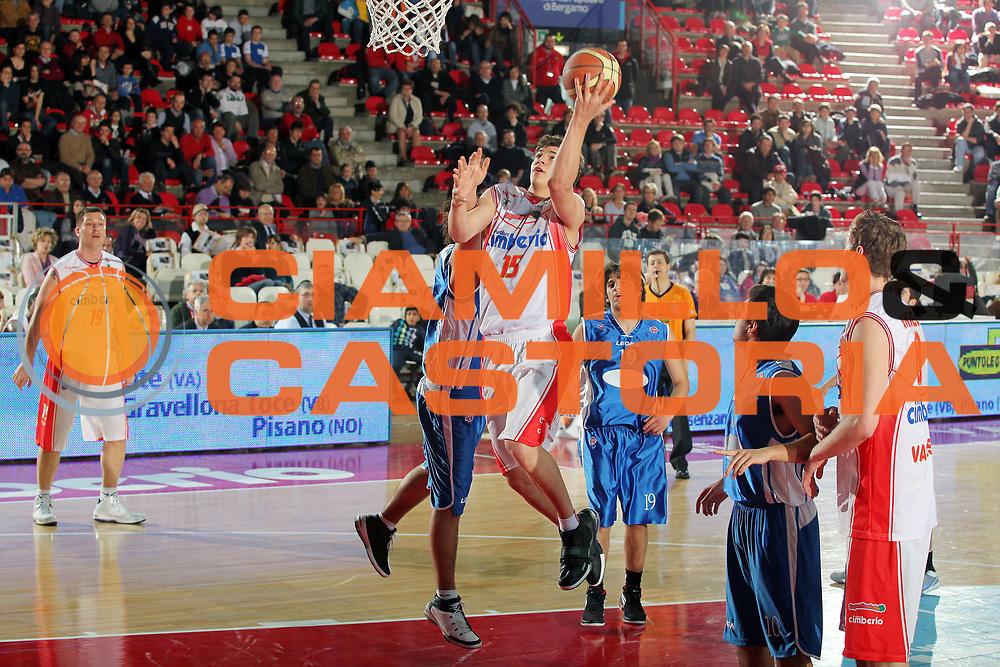 DESCRIZIONE : Varese Lega A 2009-10 Cimberio Varese Nuova AMG Sebastiani<br /> GIOCATORE : Manuel Terzaghi<br /> SQUADRA : Cimberio Varese<br /> EVENTO : Campionato Lega A 2009-2010 <br /> GARA : Cimberio Varese Nuova AMG Sebastiani<br /> DATA : 11/04/2010<br /> CATEGORIA : Penetrazione<br /> SPORT : Pallacanestro <br /> AUTORE : Agenzia Ciamillo-Castoria/G.Cottini<br /> Galleria : Lega Basket A 2009-2010 <br /> Fotonotizia : Varese Campionato Italiano Lega A 2009-2010 Cimberio Varese Nuova AMG Sebastiani<br /> Predefinita :