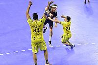 Mikkel HANSEN - 04.06.2015 - Tremblay en France / Paris Saint Germain - 26eme journee de Division 1  -Beauvais<br />Photo : Dave Winter / Icon Sport