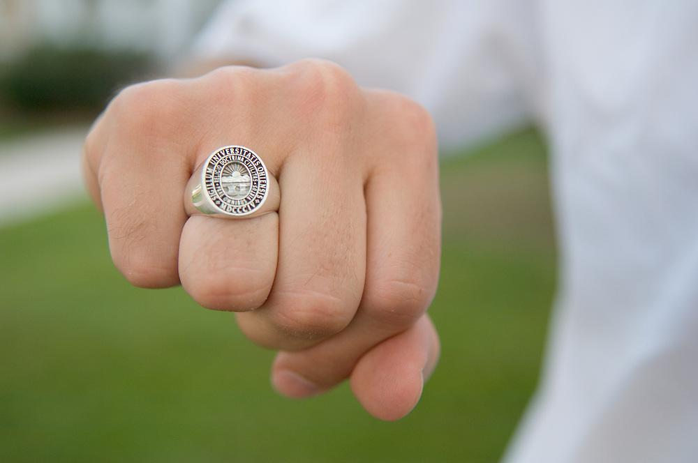 18225...Alumni Ring, Jim Harris