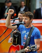 16.SEPTEMBER.2013. NEW YORK CITY<br /> <br /> JAMES BLUNT PERFORMS ON THE TODAY SHOW IN NEW YORK<br /> <br /> BYLINE: EDBIMAGEARCHIVE.CO.UK<br /> <br /> *THIS IMAGE IS STRICTLY FOR UK NEWSPAPERS AND MAGAZINES ONLY*<br /> *FOR WORLD WIDE SALES AND WEB USE PLEASE CONTACT EDBIMAGEARCHIVE - 0208 954 5968*