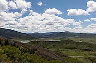 Yampa River Valley near Craig, Colorado, on Sunday, May 28, 2017.