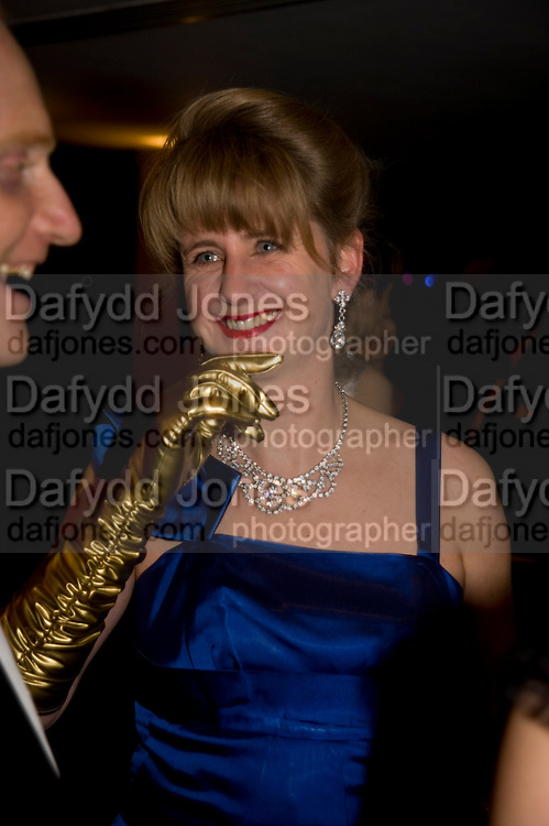 LUCINDA HARVEY, The Laurence Olivier Awards, The Grosvenor House Hotel. Park Lane. London. 8 March 2009 *** Local Caption *** -DO NOT ARCHIVE -Copyright Photograph by Dafydd Jones. 248 Clapham Rd. London SW9 0PZ. Tel 0207 820 0771. www.dafjones.com<br /> LUCINDA HARVEY, The Laurence Olivier Awards, The Grosvenor House Hotel. Park Lane. London. 8 March 2009