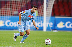 16.09.2010, Stadio San Paolo, Neapel, ITA, UEFA EL, Napoli vs Ultrecht, im Bild Dossena Andrea ( Napoli 2010/11 ).EXPA Pictures © 2010, PhotoCredit: EXPA/ InsideFoto +++++ ATTENTION - FOR AUSTRIA AND SLOVENIA CLIENT ONLY +++++.. / SPORTIDA PHOTO AGENCY