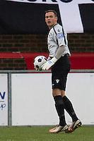 Eastbourne Borough Football Club Craig Ross, goalkeeper for