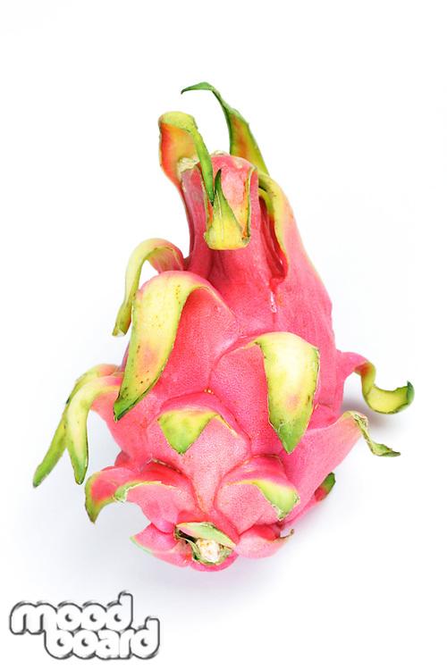 Studio shot of dragon fruit