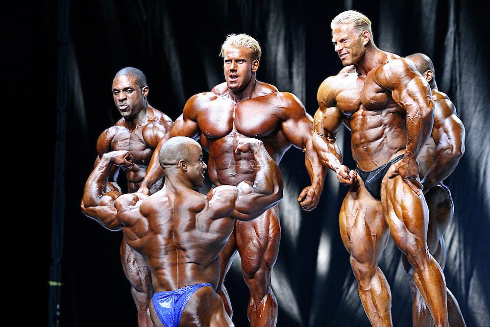 Olympia 2007 Men's Finals