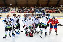 Players at Poslovilna tekma Tomaza Razingarja, on July 16, 2016 in Ledna dvorana, Bled, Slovenia. Photo by Matic Klansek Velej / Sportida