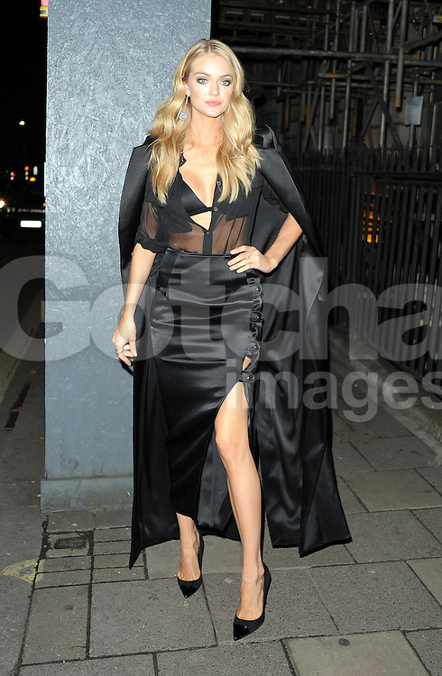 Actress Lindsay Lohan attends the Chopard Christmas Party at Annabel's in Mayfair, London, UK. 02/12/2014<br /> BYLINE MUST READ : GOTCHAIMAGES.COM<br /> <br /> Copyright by &copy; Gotcha Images Ltd. All rights reserved.<br /> Usage of this image is conditional upon the acceptance <br /> of Gotcha Images Ltd, terms and conditions available at<br /> www.gotchaimages.com