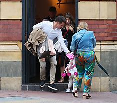 Manchester United's Ander Herrera Sighting - 15 Aug 2018