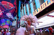 Fremont Street,   Las Vegas, Nevada.