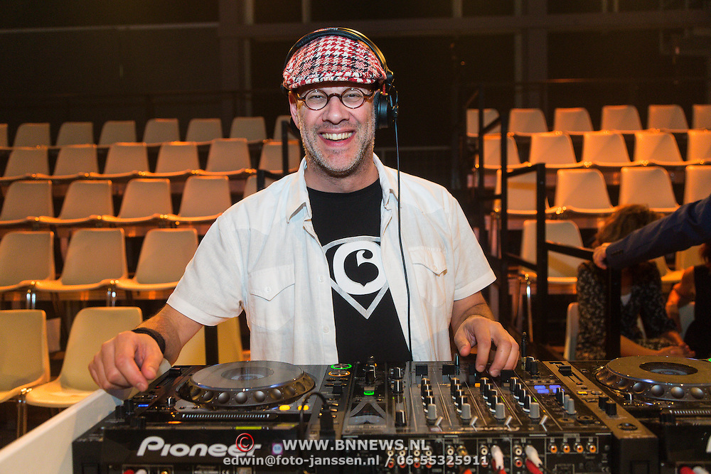 NLD/Hilversum/20130827 - NTR najaarspresentatie 2013, Phil Horneman