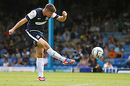 Picture by David Horn/Focus Images Ltd +44 7545 970036.18/08/2012.Ryan Leonard of Southend United during the npower League 2 match at Roots Hall, Southend.