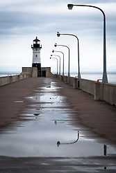 Duluth Lake Superior Harbor Signal House