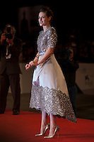 Actress Kristen Stewart at the gala screening for the film Equals at the 72nd Venice Film Festival, Saturday September 5th 2015, Venice Lido, Italy.