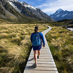 March 4, 2016; Mount Cook National Park, New Zealand; Tom Bihn bags: Daylight. Credit: Joe Nicholson Photography