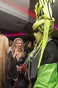 CHRISSI DARFUN; SUZI MUTON;  London Bar & Club Awards, Intercontinental Hotel. Park Lane. London, 6 June 2016
