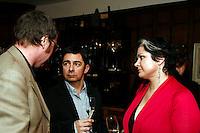 Rob Holden, Mick Greek & Emma Banks