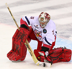 18.12.2011, Albert Schultz Halle, Wien, AUT, European Trophy, Finale, Jokerit vs EC Red Bull Salzburg, im Bild Marty Turco, (EC Red Bull Salzburg, #35) , EXPA Pictures © 2011, PhotoCredit: EXPA/ T. Haumer