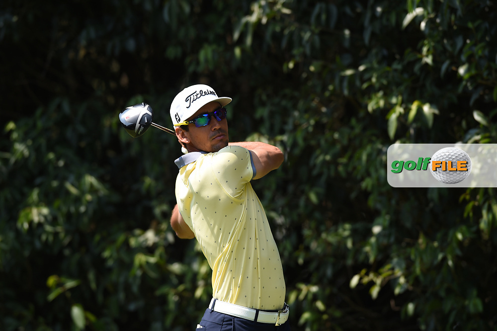 Rafa Cabrera Bello (ESP) during Rd4 of the World Golf Championships, Mexico, Club De Golf Chapultepec, Mexico City, Mexico. 2/23/2020.<br /> Picture: Golffile | Ken Murray<br /> <br /> <br /> All photo usage must carry mandatory copyright credit (© Golffile | Ken Murray)
