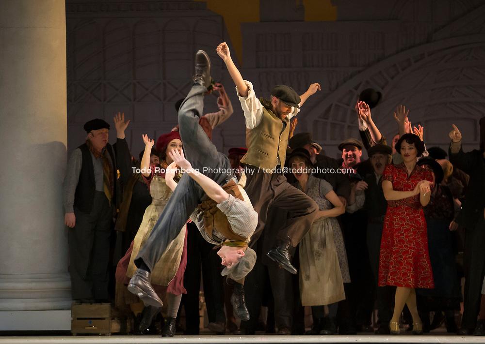 4/26/17 3:31:18 PM --  USA<br /> <br /> Lyric Opera Chicago<br /> My Fair Lady Piano Run Through Day 2<br /> <br /> &copy; Todd Rosenberg Photography 2017