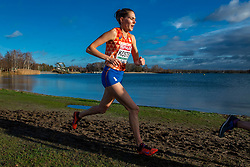 09-12-2018 NED: SPAR European Cross Country Championships, Tilburg<br /> Maureen Koster NED