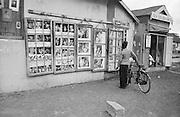 Cinema, Petrol Filling Station, Nairobi, Kenya, Africa, 1937