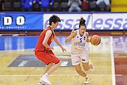 Cile 30/07/2011<br /> Campionato Mondiale Femminile U19<br /> Italia-Cina<br /> nella foto: Debora Carangelo<br /> foto ciamillo-castoria
