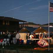 The Got-Em-On Live Bait Club had a pre-party with food, live music and great seats for enjoying the Carolina Beach Island of Lights Flotilla...http://www.got-em-on.com/