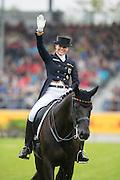 Kristina Broring Sprehe - Desperados FRH<br /> FEI European Championships Aachen 2015<br /> © DigiShots