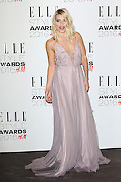 Mollie King, ELLE Style Awards 2016, Millbank London UK, 23 February 2016, Photo by Richard Goldschmidt