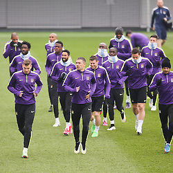 Barcelona v Manchester City - Training