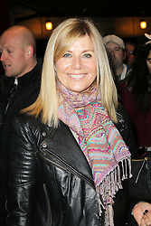 Glynis Barber, Strangers On A Train - press night, Gielgud Theatre, London UK, 19 November 2013, Photo by Richard Goldschmidt © Licensed to London News Pictures. {date} Photo credit : Richard Goldschmidt/Piqtured/LNP