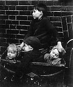 London children 1940s