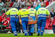EINDHOVEN - 14-08-2016, PSV - AZ, Philips Stadion, 1-0, AZ speler Markus Henriksen