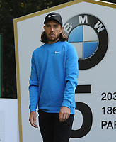 Golf - 2019 BMW PGA Championship - Thursday, First Round<br /> <br /> Tommy Fleetwood of England, at the West Course, Wentworth Golf Club.<br /> <br /> COLORSPORT/ANDREW COWIE