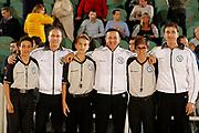 DESCRIZIONE : Avellino Lega A 2014-15 Sidigas Avellino Grissin Bon Reggio Emilia<br /> GIOCATORE : Arbitri PAGLUICA - MATTIOLI - BETTINI<br /> CATEGORIA : ARBITRI<br /> SQUADRA : AIAP<br /> EVENTO : Campionato Lega A 2014-2015<br /> GARA : Sidigas Avellino Grissin Bon Reggio Emilia<br /> DATA : 15/11/2014<br /> SPORT : Pallacanestro <br /> AUTORE : Agenzia Ciamillo-Castoria/A. De Lise<br /> Galleria : Lega Basket A 2014-2015 <br /> Fotonotizia : Avellino Lega A 2014-15 Sidigas Avellino Grissin Bon Reggio Emilia