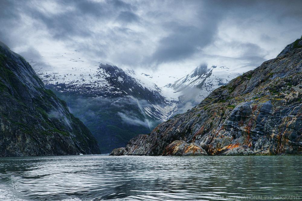 Tracy Arm Fjord (Southeastern Alaska)