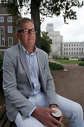 UK ENGLAND LONDON 21JUN16 - Gordon King, 57, economics lecturer at Birkbeck in Bloomsbury, London.<br /> <br /> jre/Photo by Jiri Rezac<br /> <br /> © Jiri Rezac 2016